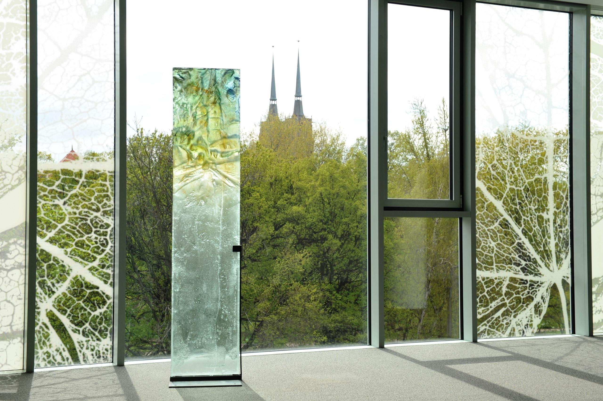 Archiglass Art Glass PION 311212