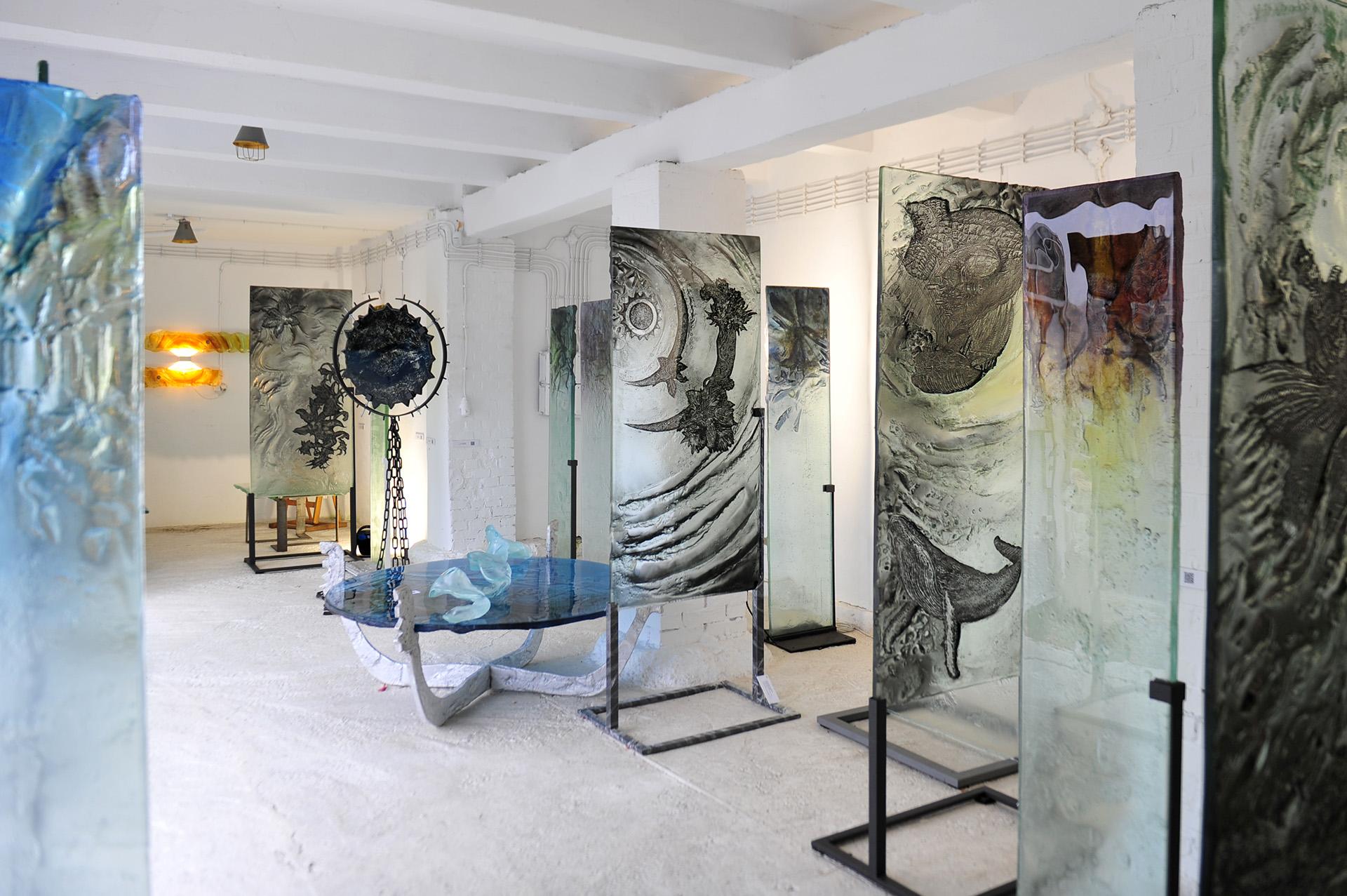 Galeria Archiglass Szopa Jazowa - European Glass Festival 2019