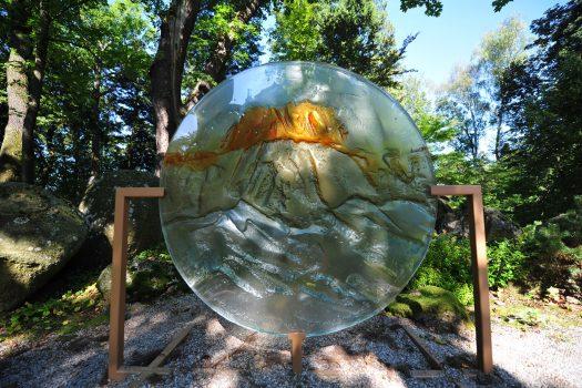 Archiglass Art Glass Koło 20515 Dolomiti