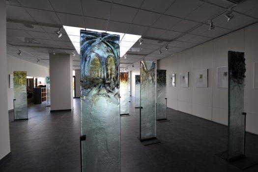 Archiglass Art Glass PION 7113 Toruń
