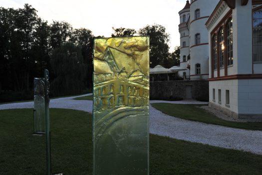Archiglass Art Glass PION 7213 Wrocław Hotel Monopol