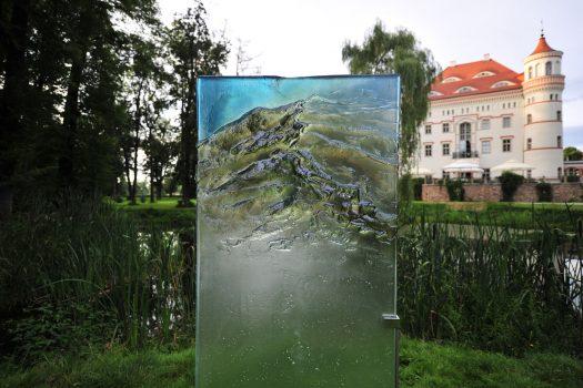 Archiglass Art Glass POZIOM 20516 China
